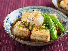 炒どうふの油で揚げない揚げ出し豆腐 、 男前豆腐レシピ|魚料理と簡単レシピ