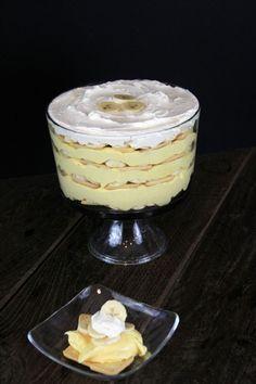 Umm yeah definitely making this or asking my Titi Terri to make it for me!!! banana-pudding