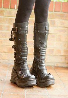 Platform Boots....