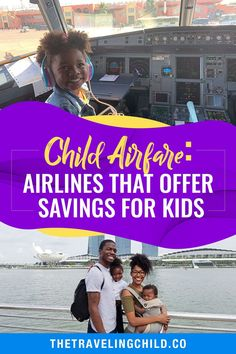Is there such a thing as child airfare? Keep reading and we'll tell you all about it! These airlines offer savings for kids, which makes it really useful for frequent traveling. Click to learn more. Airline Reviews, Hotel Reviews, Kids Fly Free, Savings For Kids, Budget Travel, Travel Tips, Domestic Airlines, Cheap Places To Travel, International Airlines