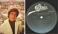 Engelbert Humperdinck / Christmas Tyme (Epic PE-35031) $9.00