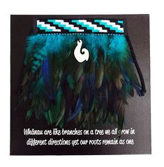 This Miniature Maori Korowai Canvas Wallhanging incorporates a hand made miniature paua coloured korowai cloak and handmade bone double twist (pikorua). Filipino Tribal Tattoos, Hawaiian Tribal Tattoos, Flax Weaving, Weaving Art, Body Art Tattoos, Maori Tattoos, Maori Patterns, Cross Tattoo For Men, Soap Making Recipes