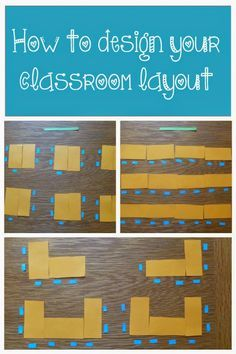 Classroom layout has such a big impact on the students' experiences and learning in the classroom. This post has great tips to help out!