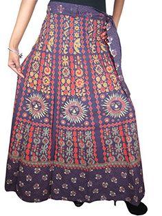 Indiatrendzs Surya Print Wrap Around Skirt Floral Printed Purple Long Open waist Collegewear Skit Indiatrendzs http://www.amazon.in/dp/B00NONP94M/ref=cm_sw_r_pi_dp_8SKmub093KSFZ