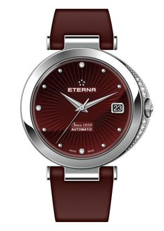 TimeZone : Industry News » N E W  M o d e l - Eterna Grace Automatic