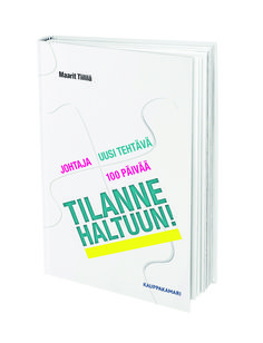 Uudessa tehtävässä aloittavan johtajan ajatuksia herättävä teos. Tartu kirjaan, lue, pohdi, keskustele ja laadi oma suunnitelmasi kohti menestystä!