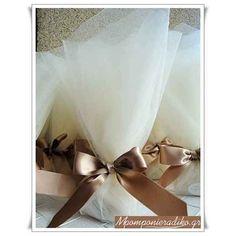 Μπομπονιέρες :: Μπομπονιέρες Γάμου :: Μπομπονιέρα Γάμου p598 Wedding Candy, Wedding Favors, Wedding Gifts, Chocolate Decorations, Wedding Table Settings, Box Cake, Bridal Shower Favors, Diy And Crafts, Baby Shower