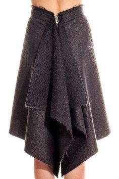 """""""Rectangle"""" skirt"""