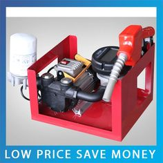 (223.00$)  Watch here  - 60/MIN Electric Diesel Pump Unit With Oil Gun