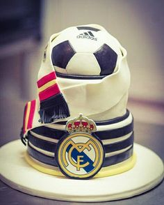 real madrid cake m 225 s de 1000 ideas sobre real madrid cake en 6971