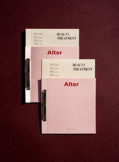 Alter identity on behance fashion graphic design, editorial layout, editorial design, visual identity Layout Design, Menu Design, Design Design, Logo Design, Milan Design, Web Layout, Cover Design, Print Design, Design Ideas