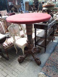 Çok Renkli oymalı döner başlı masa Modelleri ve Fiyatı – Dekopasaj Mood, Table, Furniture, Home Decor, Interior Design, Home Interior Design, Desk, Tabletop, Arredamento