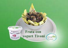 Yogurt vegano Tivoni anacardo con fruta Uno de nuestros platillos favoritos para el desayuno es el Yogurt vegano Tivoni anacardo con fruta.Fácil de preparar, este platillo es también económico y rápido. Se pueden utilizar frutas diversas.Esta receta es súper sana, alta en proteínas y llena de vitaminas y fibra.Excelentes beneficios para la salud, la fruta …