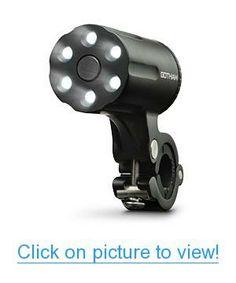 Gotham Defender Anti-Theft LED Bicycle Light Electronics #Gadgets #Spy #Security