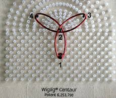 Image result for jig patterns wire jewelry