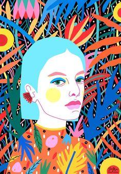 Sasha Ignatiadou – Intricate Illustrated Serendipity