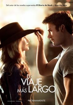 El viaje mas largo - The Longest Ride