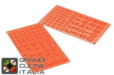 Stampo in silicone alimentare per Numeri - SF174
