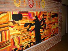 Decoració Tardor Autumn Art, Autumn Theme, Diy And Crafts, Crafts For Kids, Arts And Crafts, Arte Elemental, Fall Art Projects, Library Art, Ecole Art