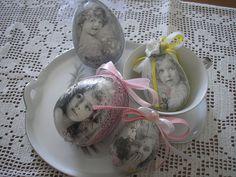 decoupage easter eggs Stella ντεκουπάζ πασχαλινά αυγά