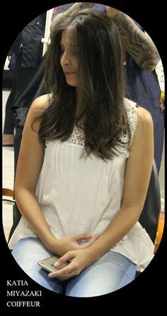 Katia Miyazaki Coiffeur - Salão de Beleza em Floripa: corte long bob -  cabelo médio - swag haircut - co...