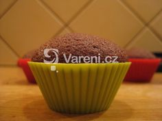 Recept na výtečné a velmi jednoduché muffiny. Muffin, Food And Drink, Pudding, Cooking, Breakfast, Sweet, Kuchen, Baking Center, Morning Coffee