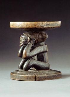 Chokwe Acquisition related person J. Verbist, as seller Date of acquisition Dimensions cm x cm African Furniture, Afrique Art, Art Africain, Congo, Wood Carving, Archaeology, Art History, Metal Working, Sculpture
