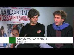 #BiancaRossaFilm. Parla il regista Giacomo Campiotti
