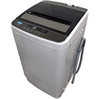 Full-Automatic Portable Washing Machine Compact Top Load Laundry Washer Spin with Drain Pump 4 Wash Programs 4 Water Level Selections with LED Display 1.58cu.ft 13 Lbs Capacity Grey #18 Full-Automatic Portable Washing Machine Compact Top Load Laundry Washer Spin with Drain Pump 4 Wash Programs 4 Water Level Selections with LED Display 1.58cu.ft 13 Lbs Capacity Grey 5.0 out of 5 stars 5 $269.85 Mini Washing Machine, Portable Washing Machine, Mini Washer And Dryer, Laundry Alternative, Compact Laundry, Washer Machine, Drain Pump, Best Appliances, Furniture Dolly