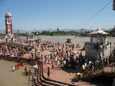 #magiaswiat #Haridwar #podróż #wakacje #zwiedzanie # indie #blog #ghaty #ganges #rzeka Haridwar, Indie, Street View, Blog, Blogging