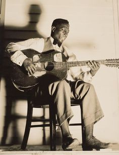 Before Finding a Place in the History Books, Renowned Blues and Folk Musician Lead Belly Made a Stop in Raleigh