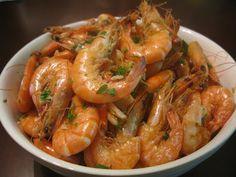ThePaleoMom: Recipe: Simple Shrimp Feast
