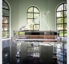 Another See-through Piano