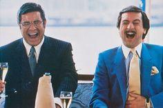 wandrlust:  Jerry Lewis and Robert De Niro, The King of Comedy (Martin Scorsese, 1982)