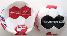 COCA COLA Powerade NEW 2012 London Olympic Games Promo SOCCER BALL
