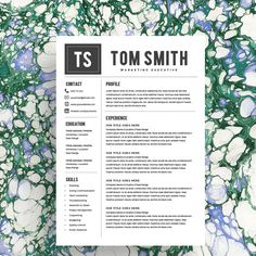 Sample Resume For Teaching Position Excel Modern Resume  Cover Letter Template  Editable Word Format  Making A Resume Online Word with Sample Resume For Students Excel Modern Resume Template Free Cover Letter Cv By Kingdomofdesigns General Warehouse Worker Resume Pdf