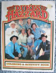 Check out The Dukes of Hazzard County Picnic Coloring Activity Book Warner Brothers 1981  http://www.ebay.com/itm/Dukes-Hazzard-County-Picnic-Coloring-Activity-Book-Warner-Brothers-1981-/161557821082?roken=cUgayN&soutkn=W4YfNB via @eBay