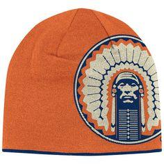 Illinois Fighting Illini adidas Navy Homecoming Reversible Knit Hat