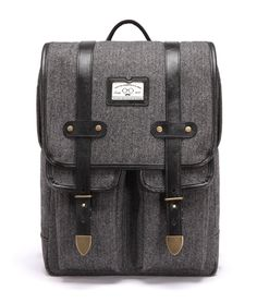 BACKPACK NARA - ANTIQUE CLASSIC BACKPACK  HERRINGBONE SPECLAL EDITION LODIS,  (http://backpacknara.com/antique-classic-backpack-herringbone-speclal-edition-lodis/)