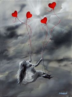Lifted by Love - MD-24x32