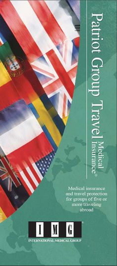 Patriot Group Travel Medical Insurance provides coverage for groups of five or more non-U.S. citizens and/or American citizens who need temporary visitor medical insurance while traveling for business or pleasure anywhere outside their home country from a minimum of five days up to a maximum of 2 years. Patriot International Group provides coverage for U.S. citizens traveling outside the U.S. and Patriot America Group provides coverage for non-U.S. citizens traveling outside their home…