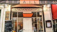 Restaurant Ripaille à Paris : Rue des Dames. J'ai enfin pu tester ce restaurant de la rue des Dames et je le recommande vivement. Le service est adorable, il est très agréable de discuter avec Philippe le gérant. Les plats sont excellents et généreux, la cuisson parfaitement maîtrisée, et les saveurs sont au rendez-vous. Le Ripaille a également un excellent rapport qualité, comptez 32 € pour E+P+D. Je comprends maintenant pourquoi cet endroit est si souvent complet...