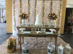 Elo7 | Produtos Fora de Série Backdrop Decorations, Backdrops, Wedding Decorations, Ideas Para Fiestas, Wedding Events, 3 D, Wedding Planning, Party, Inspiration