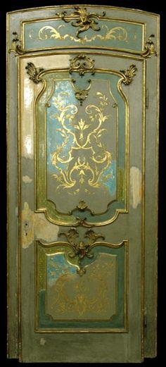 porta originale antica restaured by  www.montigianluigi.it