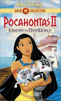 1998 Pocahontas II - Journey to a New World