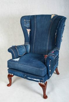 Wish I could reupholster.