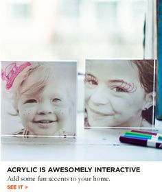 Acrylic is Awesomely Interactive