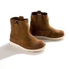 Poneylow Low Boots