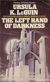 The Left Hand of Darkness by Ursula K. Le Guin  Read the review, comment, or add your own review! www.ScienceFiction-Lit.com