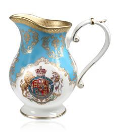 View the Coat of Arms Cream Jug